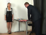 Masturbation at the smut interview