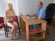 Kira, 21 years girl gyno exam. Examination with abdominal palpation, measurements, thermometers, bimanual, enema, anal ultrasound, three speculums, orgasm heartbeat and suppository